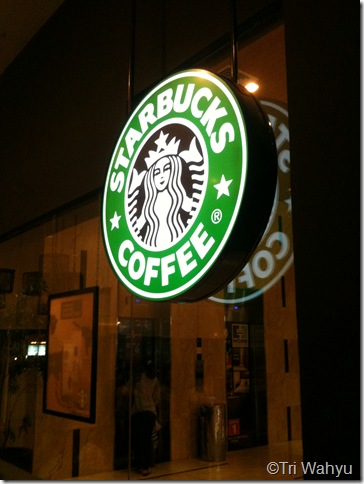 Starbucks Coffee | café indonésie